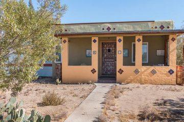 The Cactus Adobe, vacation rental, 29 Palms, California