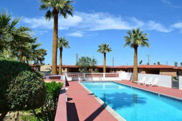 El Rancho Dolores Motel, 29 Palms, California