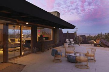 The Wheelhouse rental, 29 Palms, California