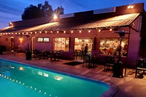 29 Palms Inn Restaurant