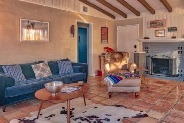 Writer's Refuge Vacation Rental 29 Palms California