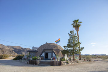 Dome Sweet Dome, vacation rental, 29 Palms, California