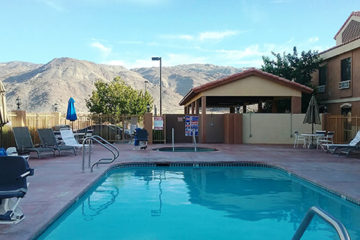 Rodeway Inn & Suites, 29 Palms, California