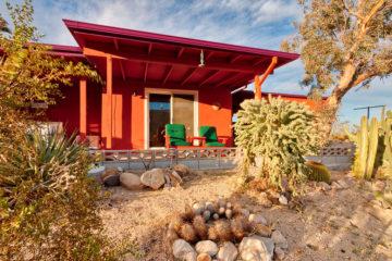 Chuck's Cabin, 29 Palms, California