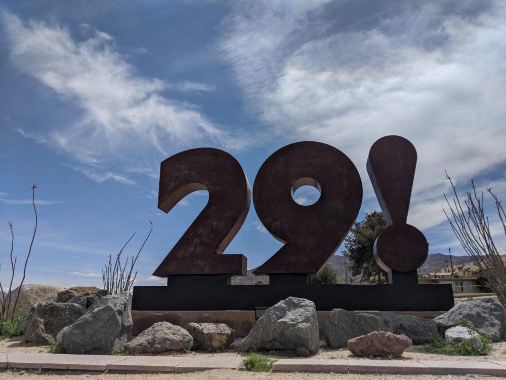 Twentynine Palms California Gateway to Joshua Tree National Park
