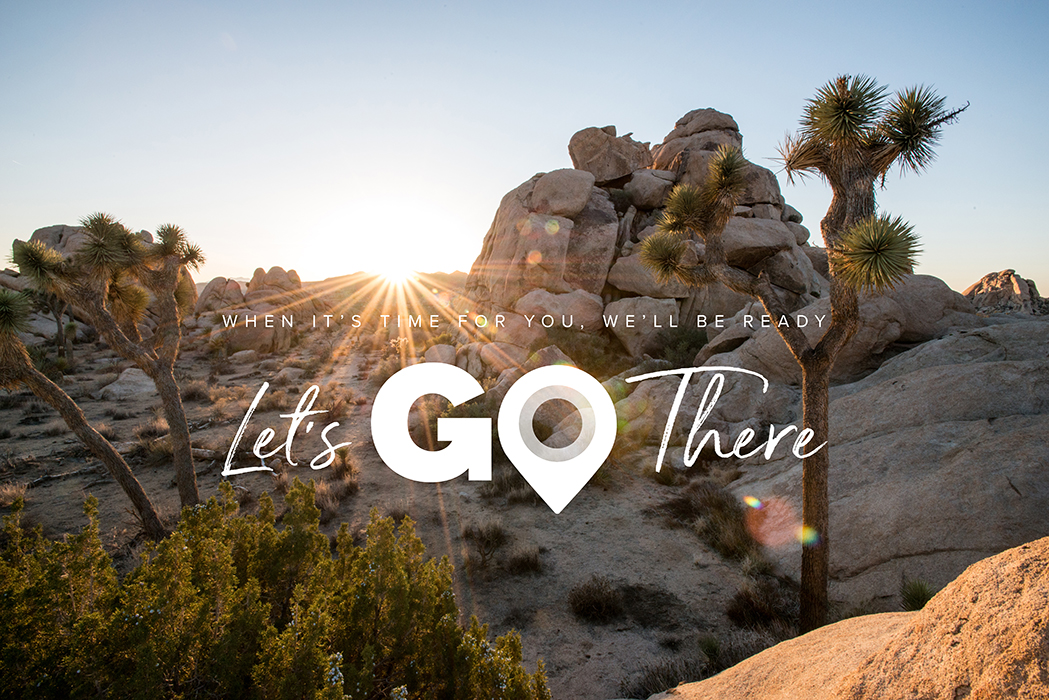 Let's Go There: 29 Palms California