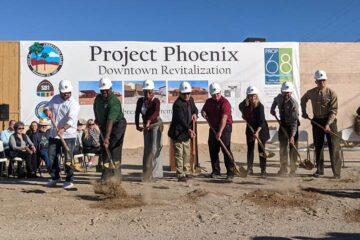 Project Phoenix in 29 Palms