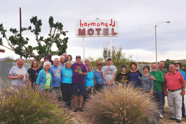 Harmony Motel - Hang Town Hikers Blog