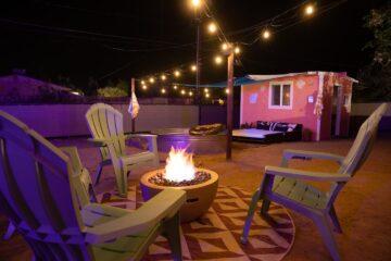 Casita 29 Vacation Rental 29 Palms California VHR169